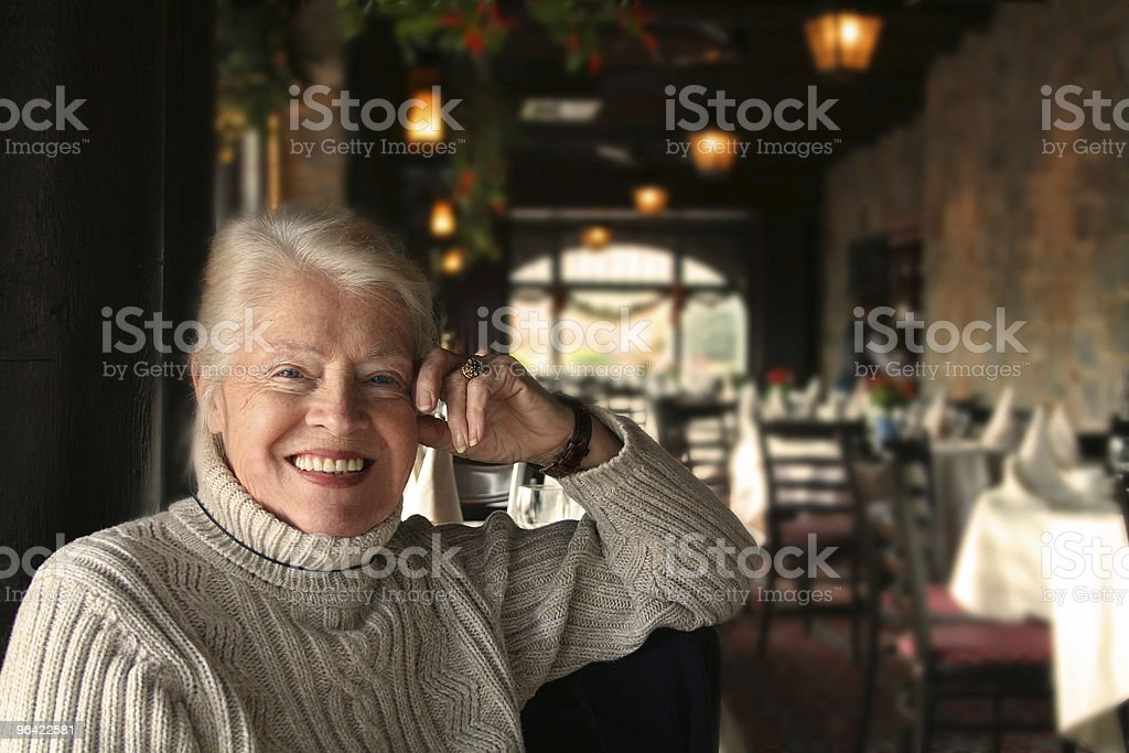 Golden age royalty-free stock photo