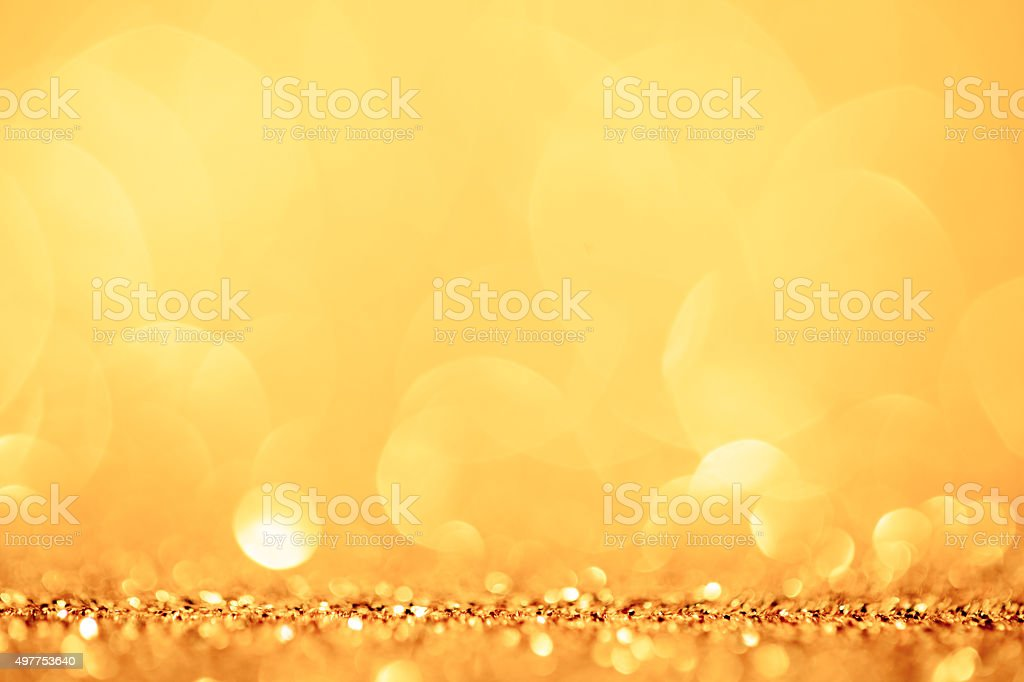 golden and yellow circle background stock photo