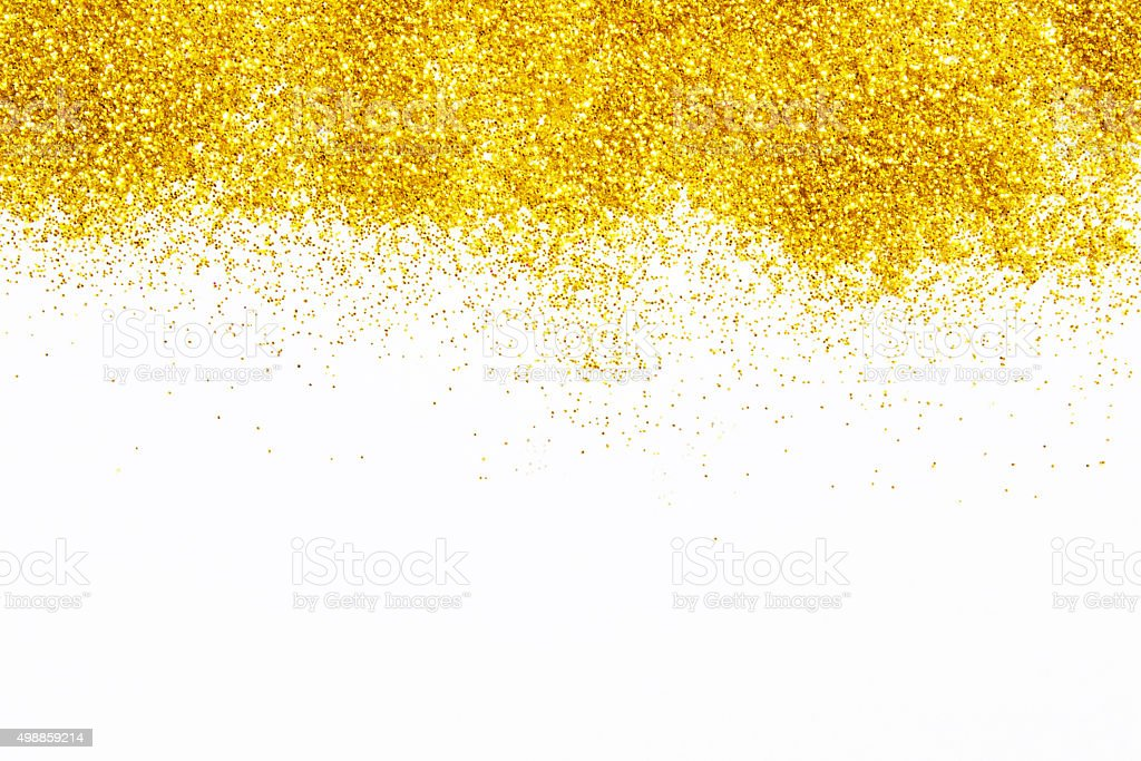Golden background stock photo