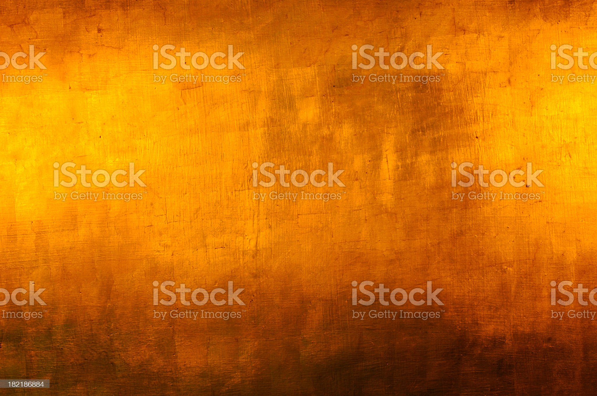 Golden Background, Wat Pho, Bangkok royalty-free stock photo