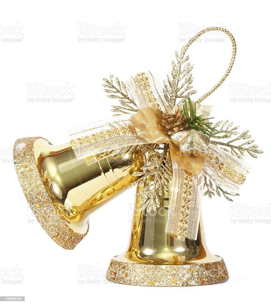 golden bells royalty-free stock photo