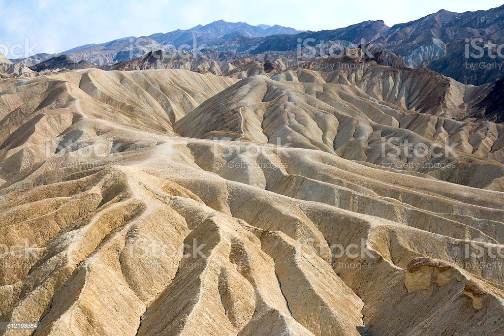 Golden Canyon royalty-free stock photo
