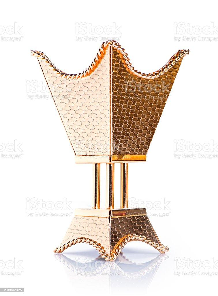 Golden Censer stock photo