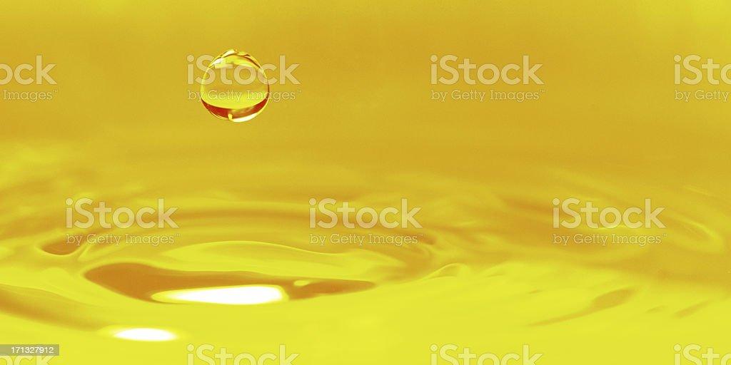Golden Color Background - XXLarge stock photo