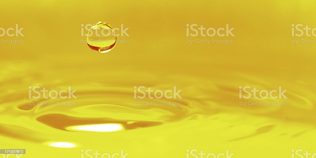 Golden Color Background - XXLarge stock photo