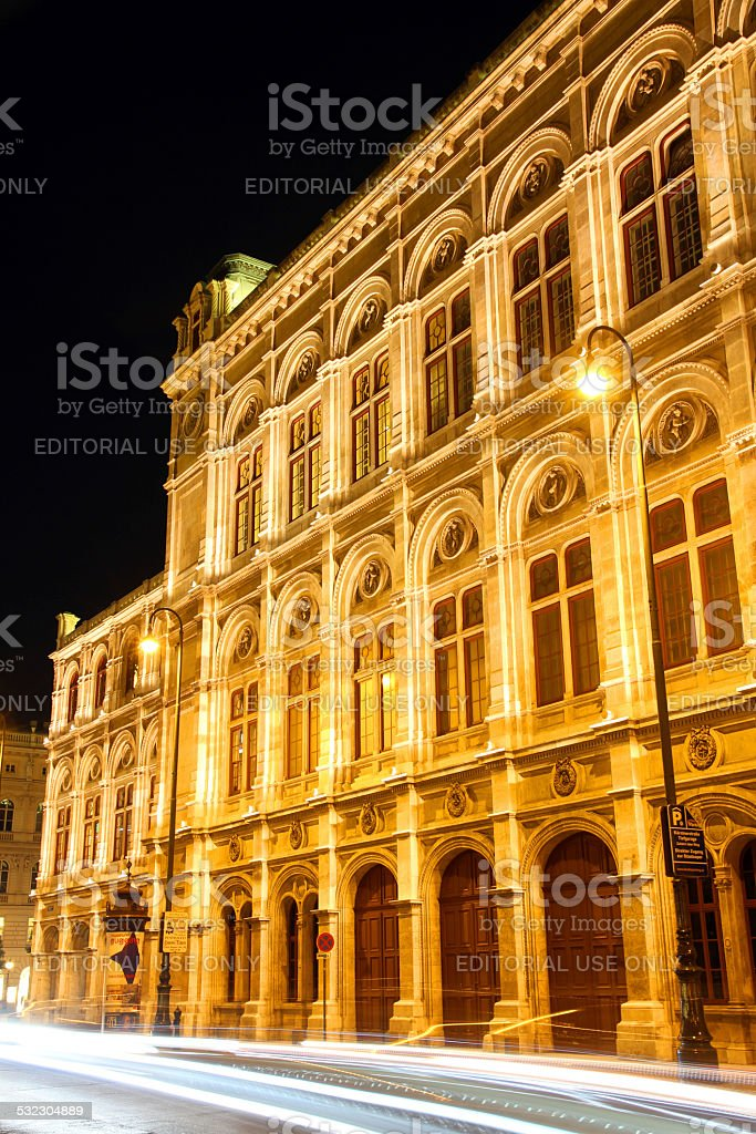 Golden Edifice stock photo