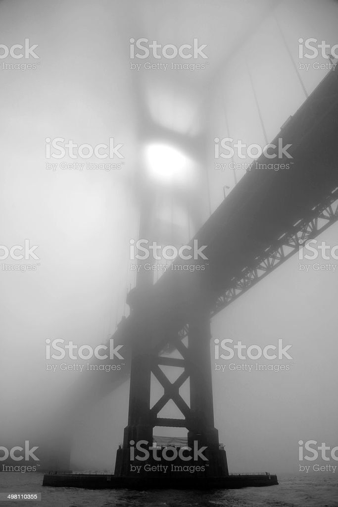 Golden Gate Bridge, San Fancisco, USA royalty-free stock photo
