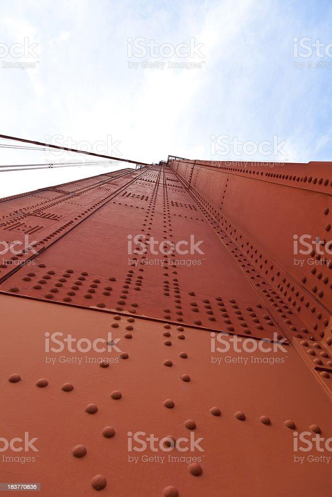 golden gate bridge san francisco royalty-free stock photo