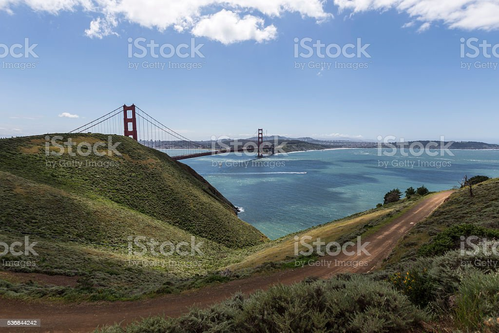 Golden Gate National Recreation Area stock photo