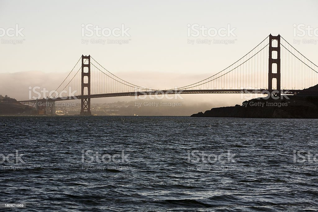 Golden Gate royalty-free stock photo