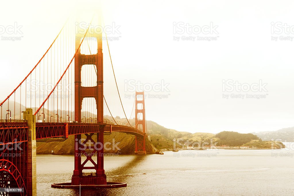 Golden Gate,San Francisco royalty-free stock photo