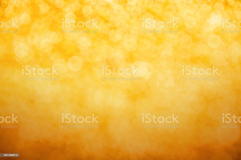 Golden glitter light christmas abstract blur background royalty-free stock photo
