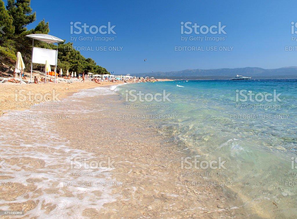 Golden Horn beach royalty-free stock photo