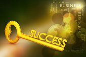 golden Key to success