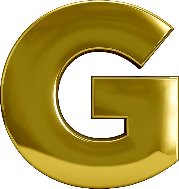 Banco de imagens e fotos de letra g istock for Cose con la g