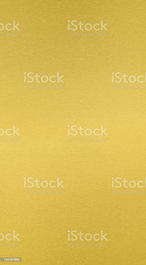 Golden metallic background royalty-free stock photo
