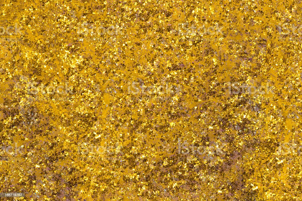 golden mineral royalty-free stock photo