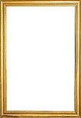 Golden Old Frame - Simple design
