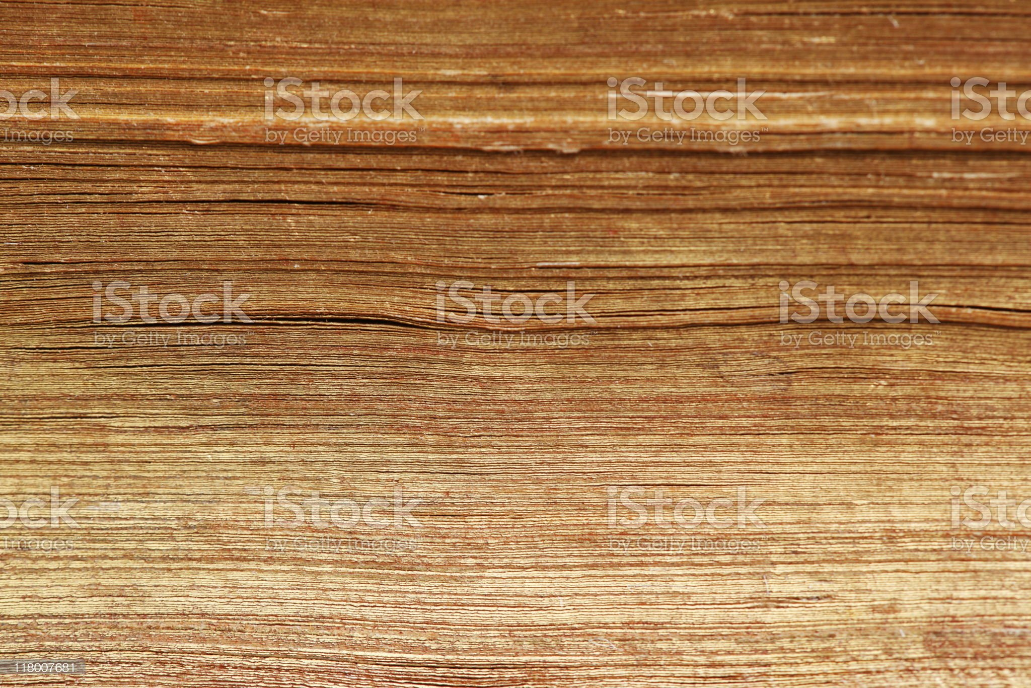 Golden pages royalty-free stock photo