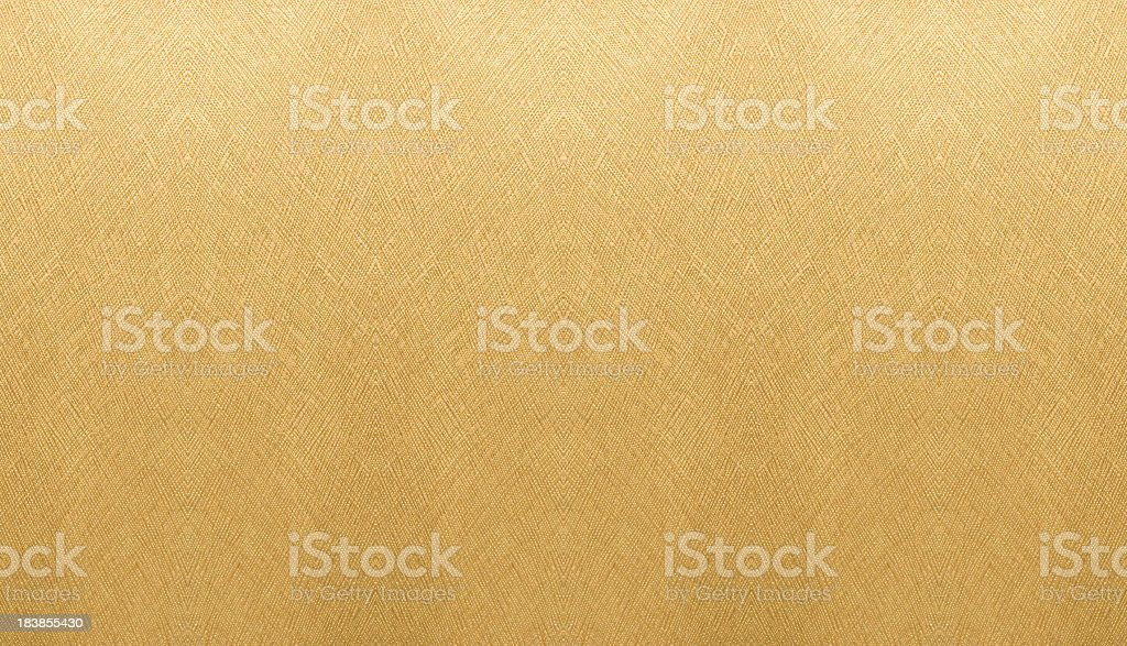 Golden Paper background textured stock photo