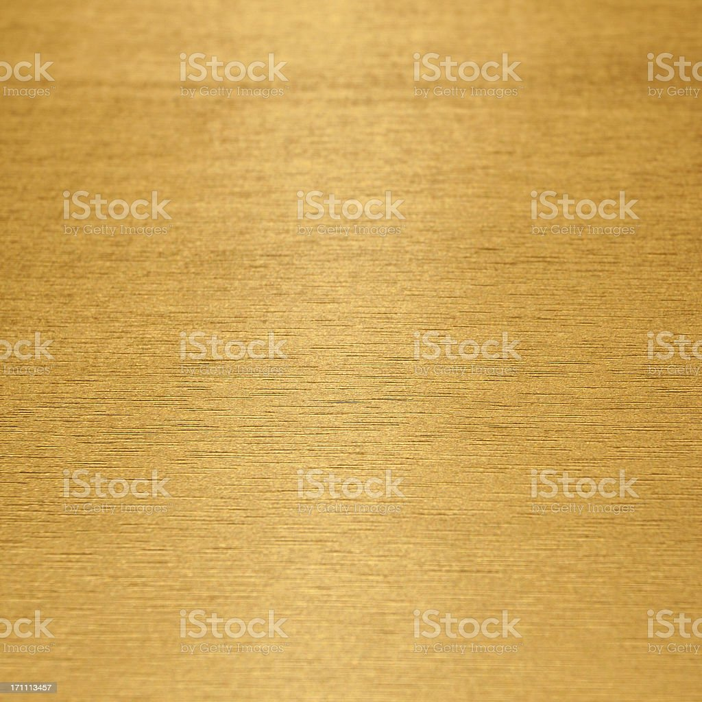 Golden Paper texture royalty-free stock photo