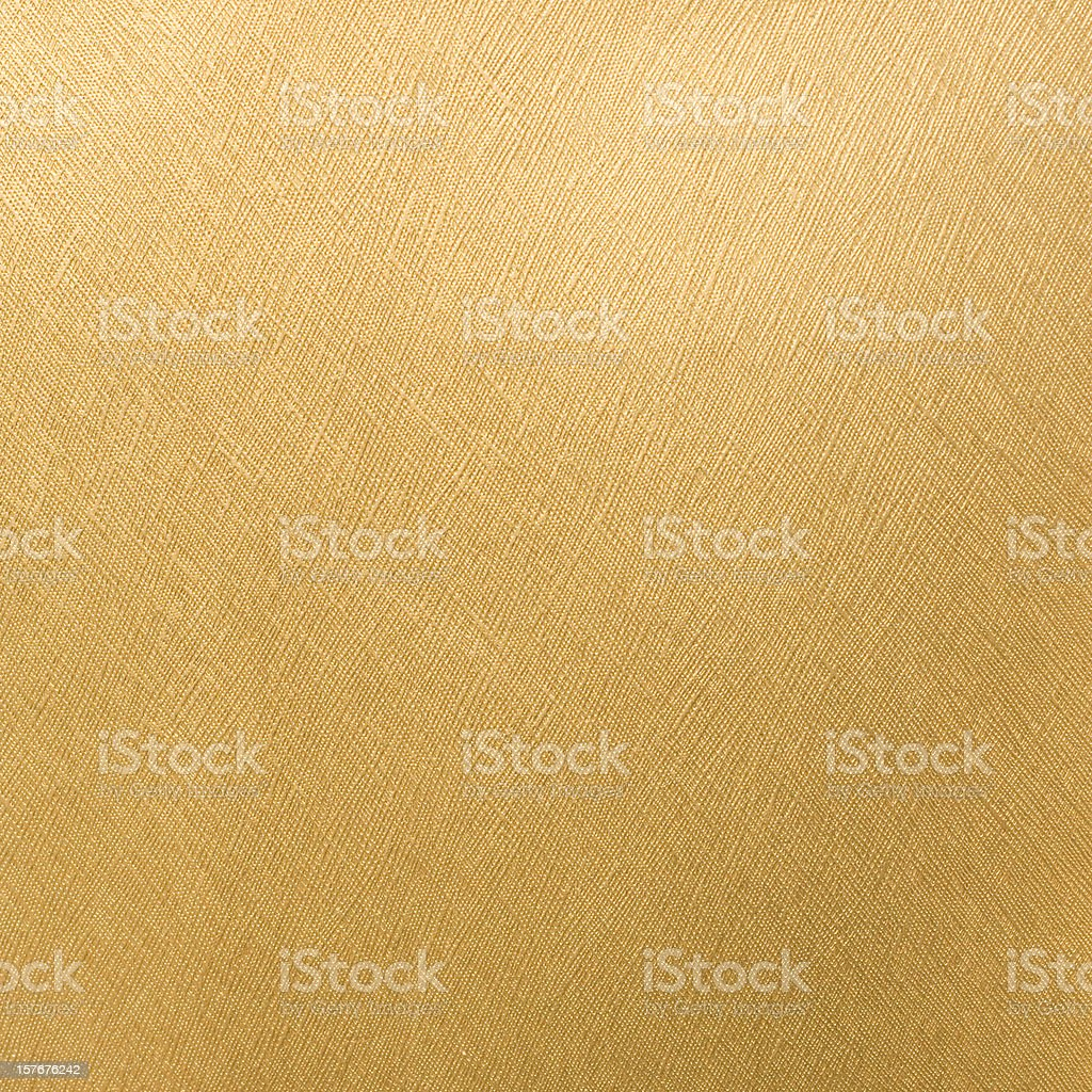 Golden Paper textured background stock photo