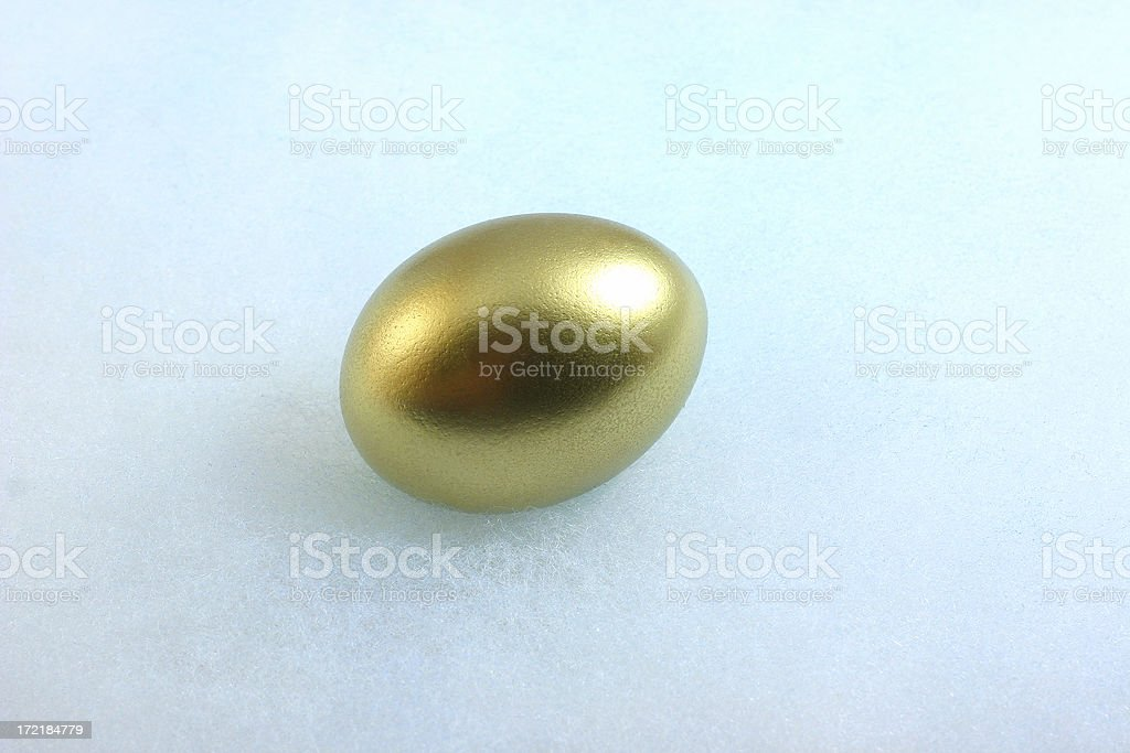 Golden royalty-free stock photo
