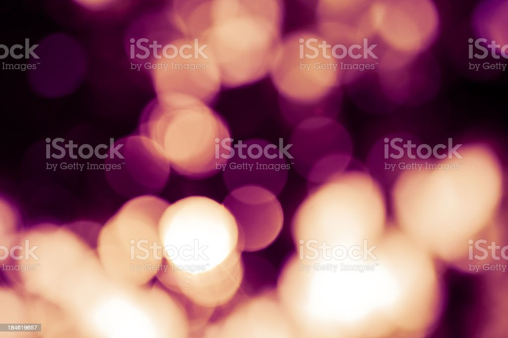 Golden Red Blur royalty-free stock photo