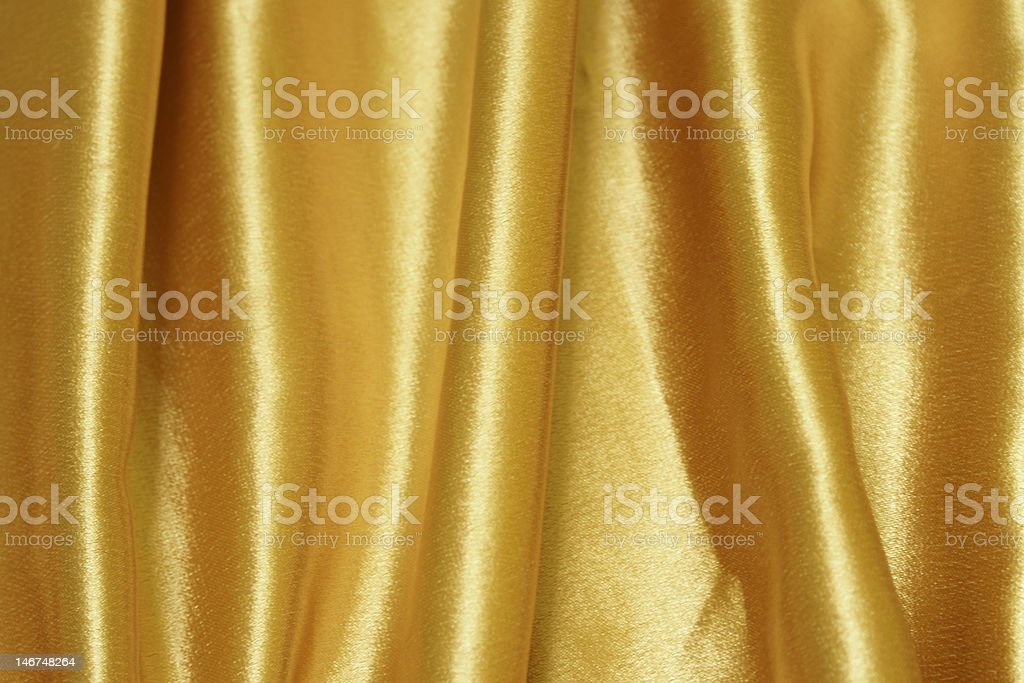 Golden rolling background royalty-free stock photo