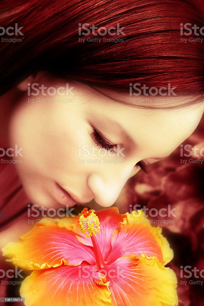 Golden Scent royalty-free stock photo