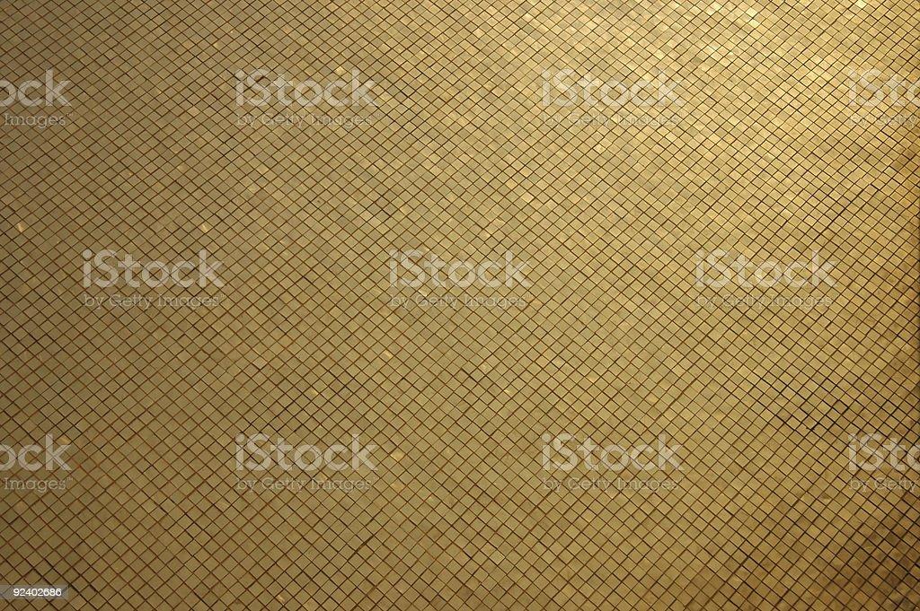 Golden smalt . Thailand. Bangkok. royalty-free stock photo
