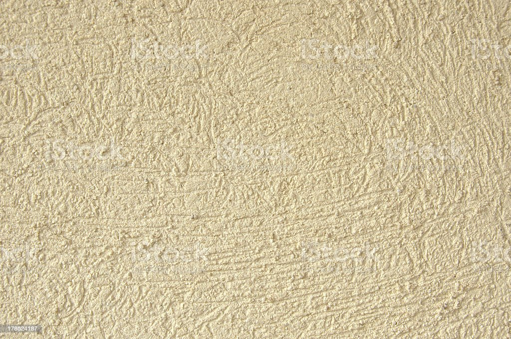 Golden stucco background royalty-free stock photo
