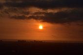 Golden Sunset  Baldwin Hills Overlook