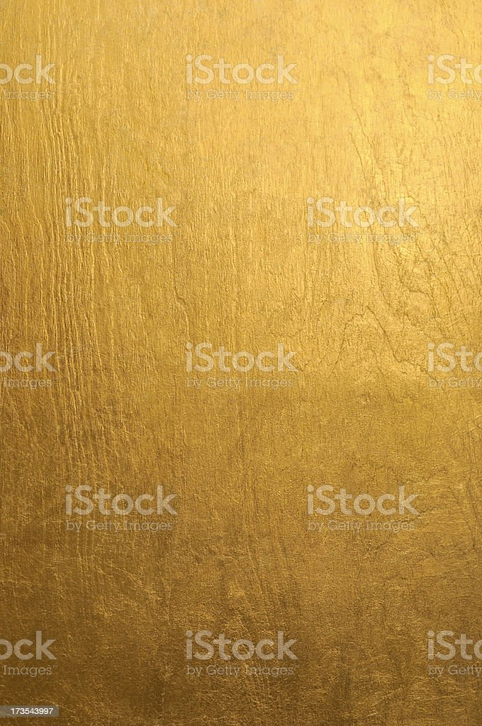 Golden Surface royalty-free stock photo