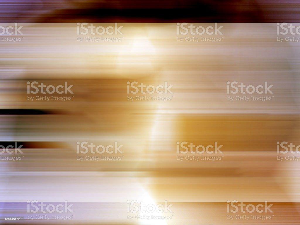 Golden Swish Background royalty-free stock photo