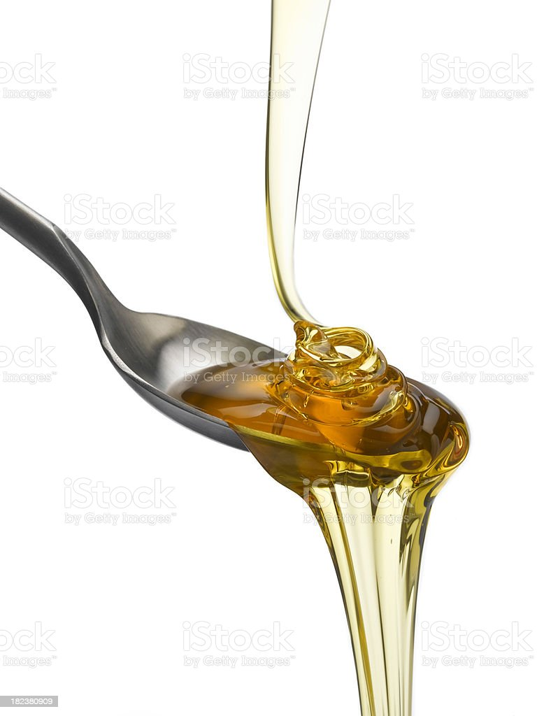golden syrup royalty-free stock photo