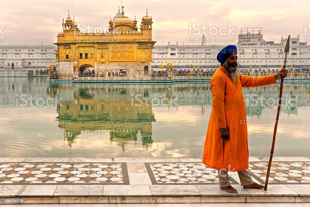 Golden Temple, Amritsar, Punjab, India. stock photo