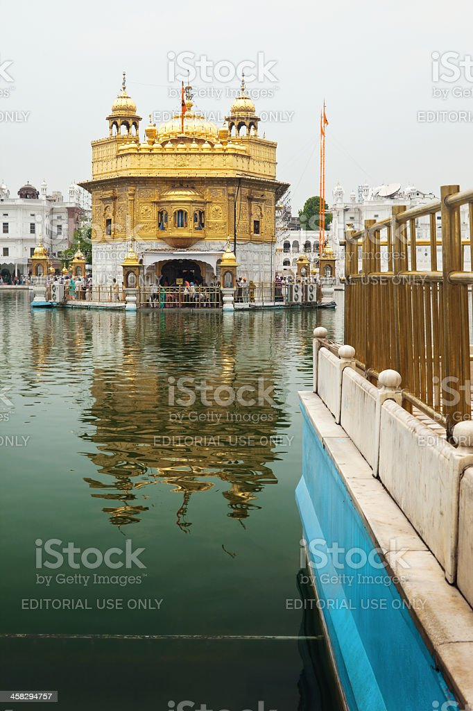 Golden Temple royalty-free stock photo