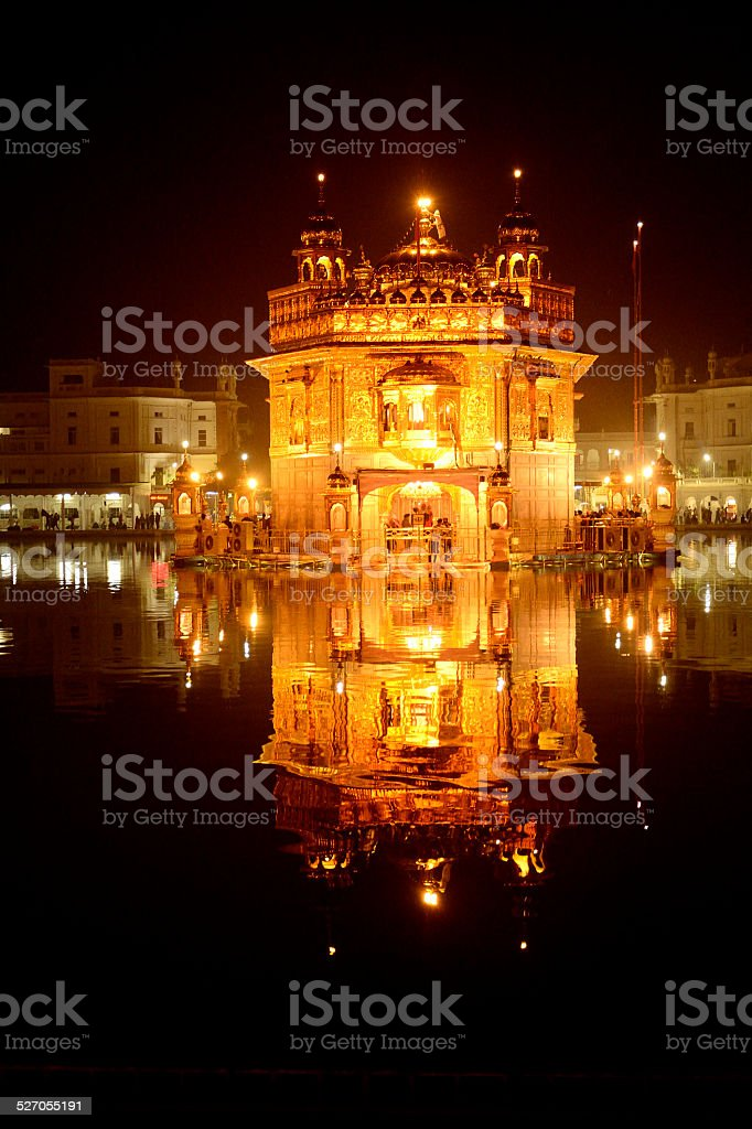 Golden Temple,Amritsar stock photo