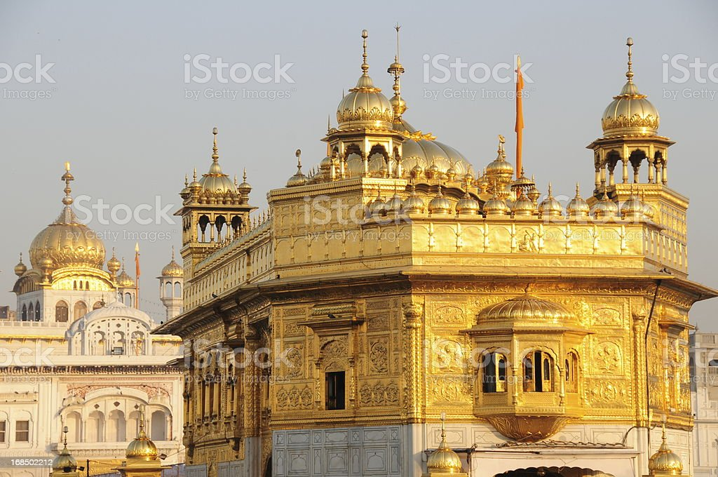 Golden Temple,Amritsar,Punjab,India. stock photo