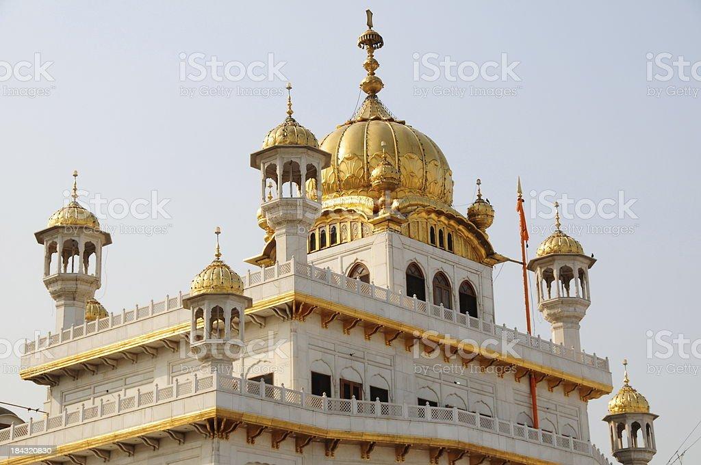 Golden Temple,Amritsar,Punjab,India. royalty-free stock photo