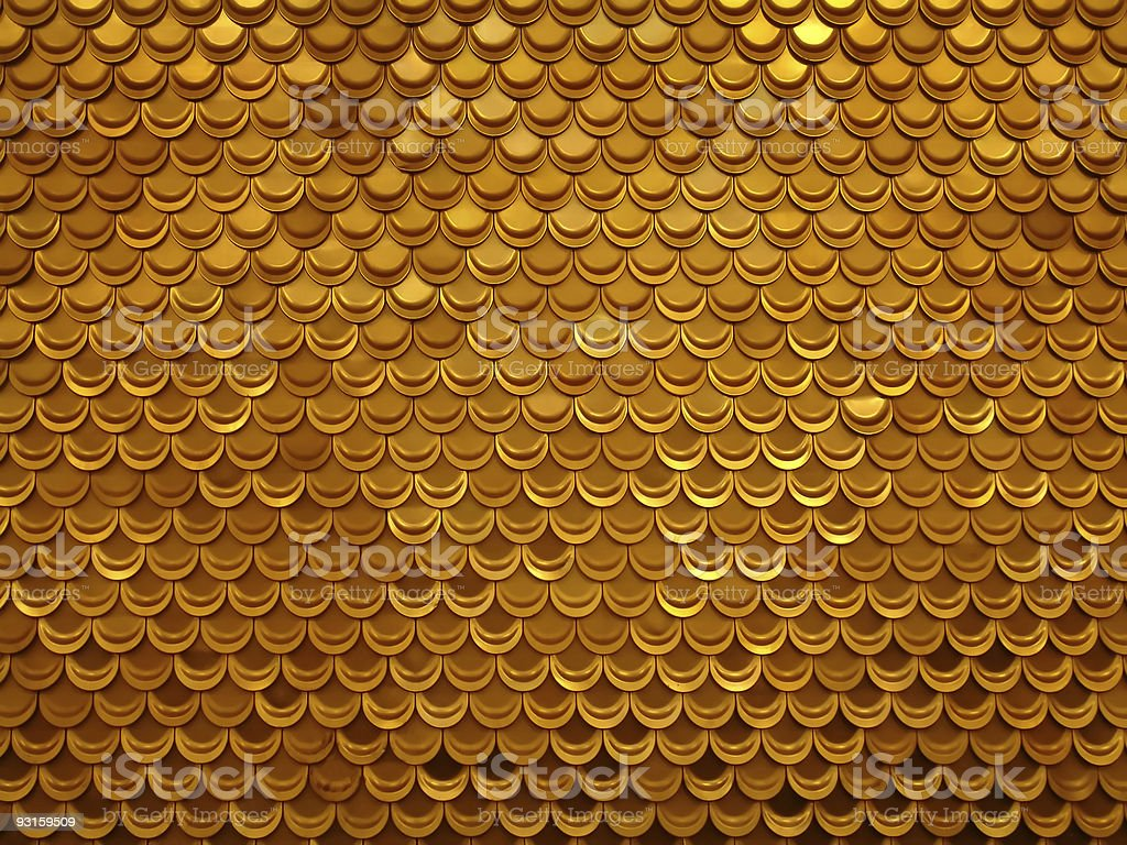 golden texture royalty-free stock photo