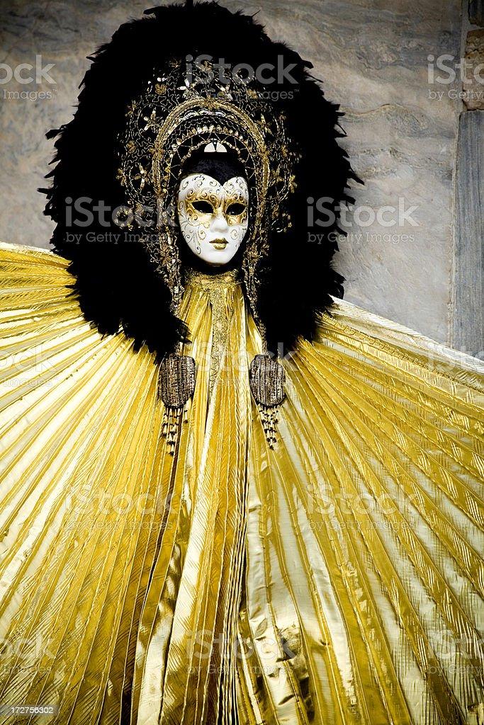Golden Venice..... royalty-free stock photo