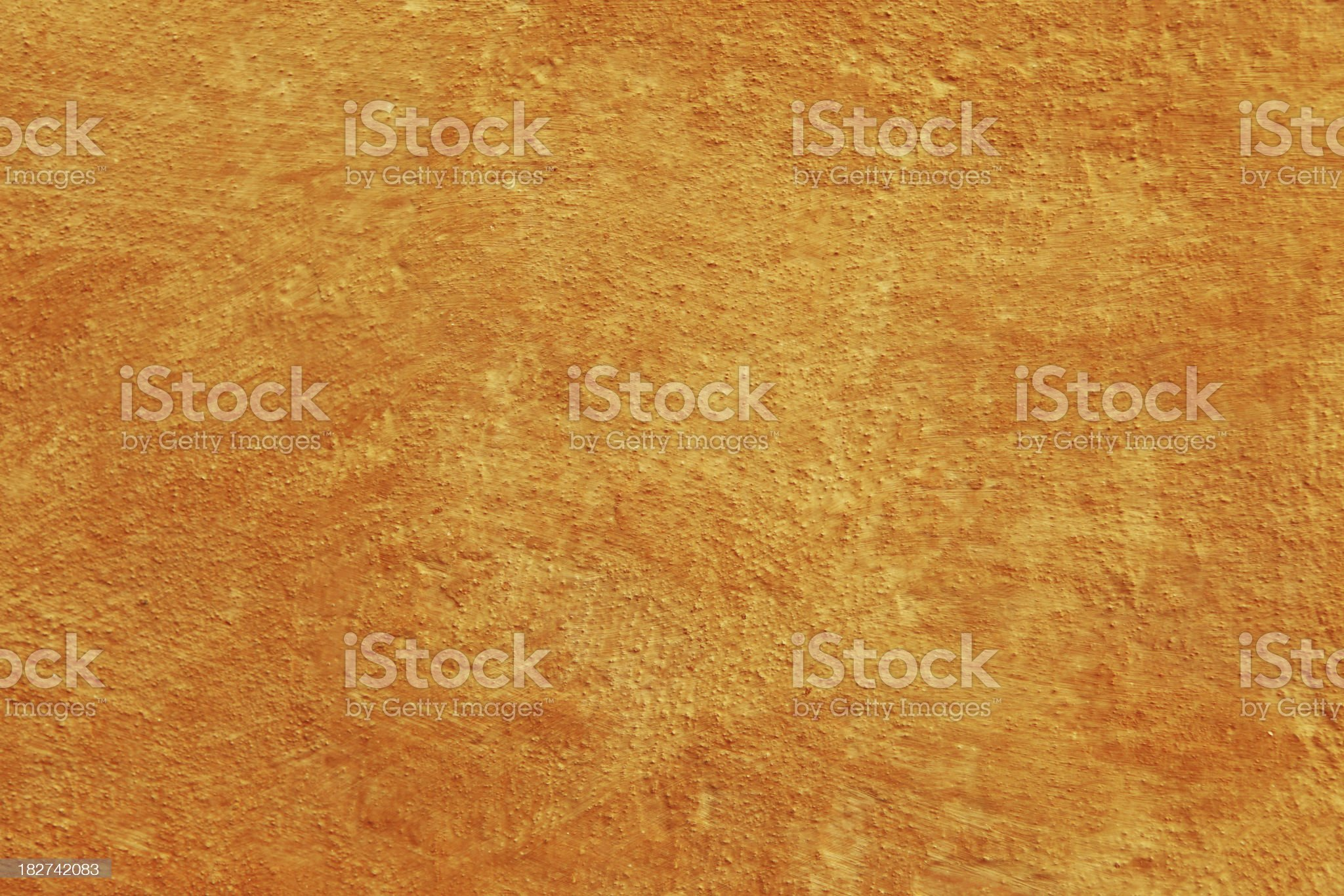 Golden wall texture from old house ( XXXL) royalty-free stock photo
