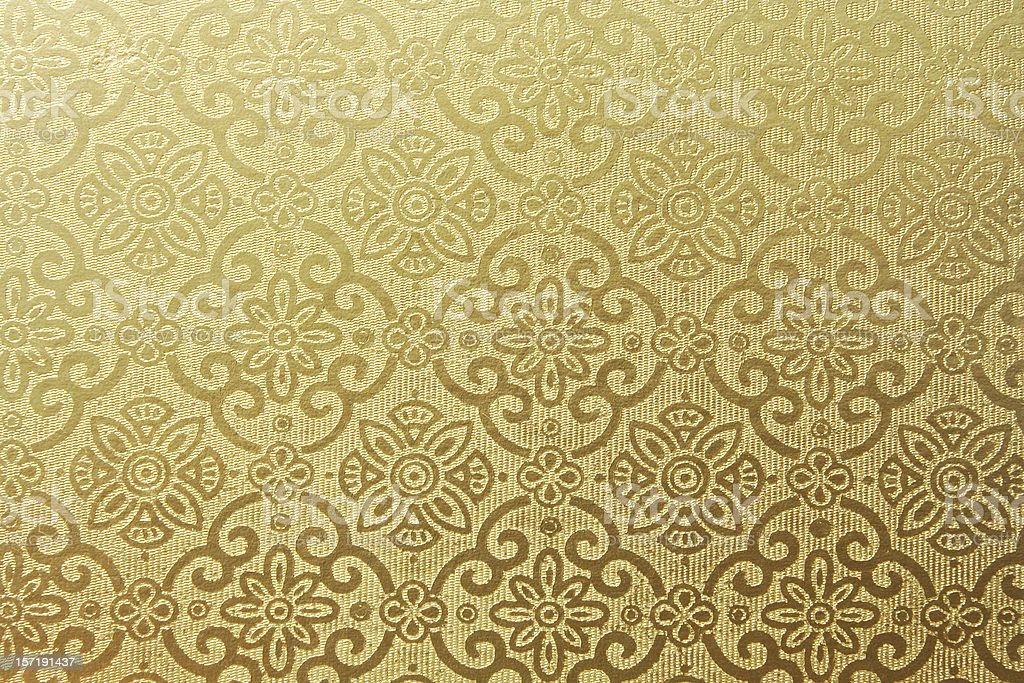 golden wallpaper texture stock photo