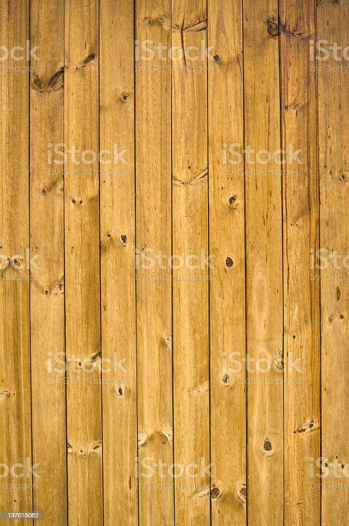 Golden wooden wall stock photo