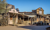 Goldfield Ghost town in Arizona