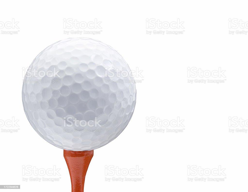 Golf Anyone? royalty-free stock photo