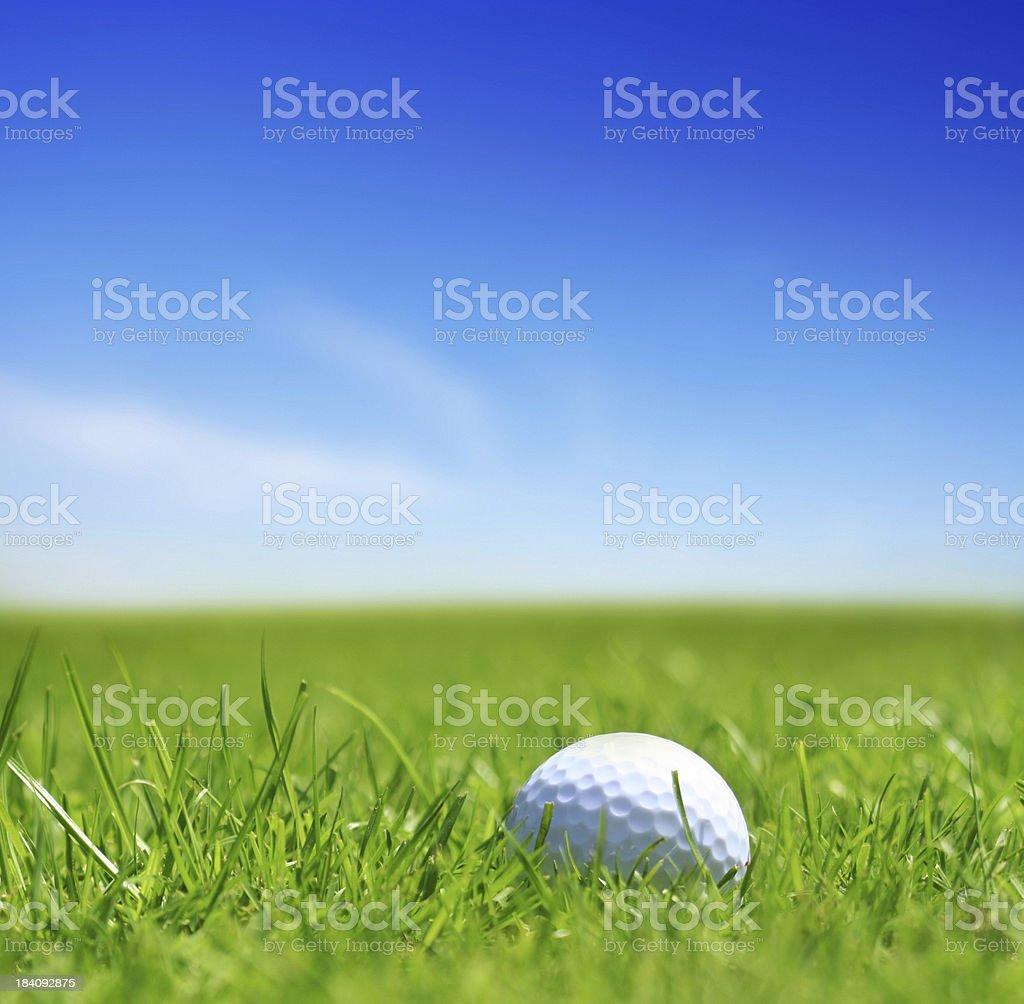 Golf Ball 003 stock photo