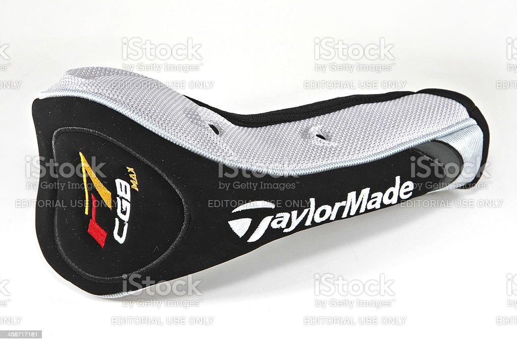 Golf Club Headcover royalty-free stock photo